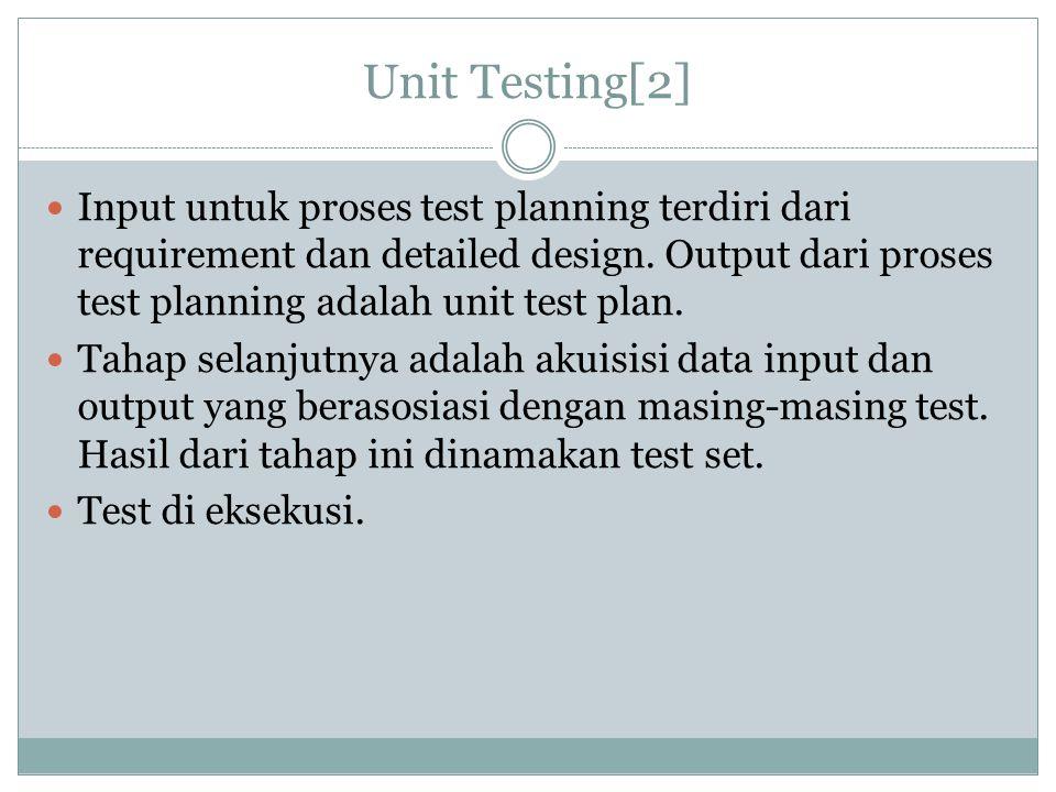 Unit Testing[2]